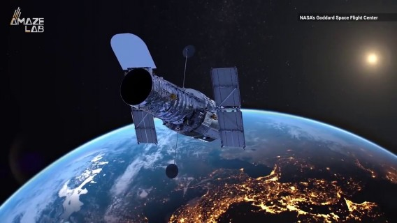 NASA Launches New Hubble Video Miniseries