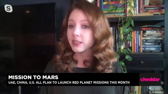 Three Missions to Mars Scheduled for July
