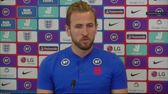 Ambient: 'Everyone was on board' - Kane on Engand's decision to take the knee