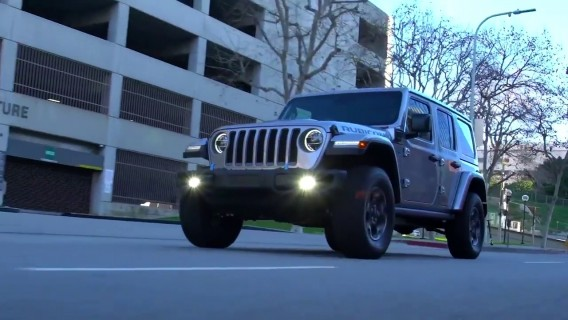 2021 Jeep Wrangler 4xe Feature with Micky Bly