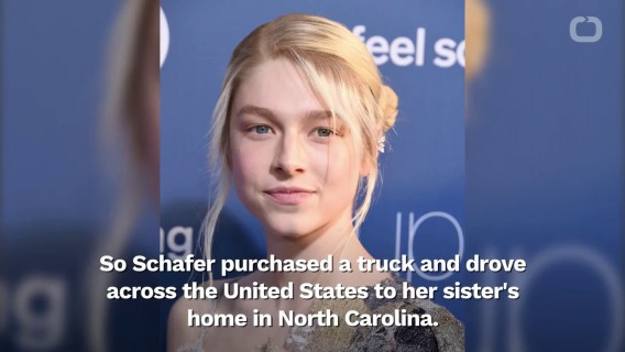 Hunter Schafer Likes Moisturizer, Orange Wine