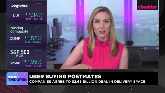 How Uber?s $2.65 Billion Deal for Postmates Changes Delivery Space