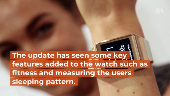 The Samsung Watch