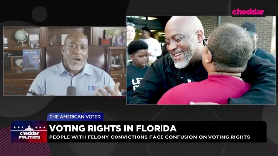 Florida Rights Restoration Coalition is Helping Formerly Incarcerated People Vote
