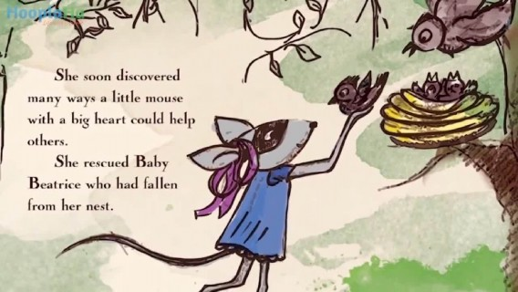 Anonymouse Children?s Book Encourages Kindness