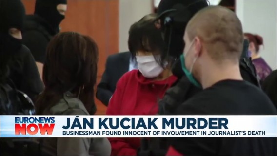 Jan Kuciak murder trial: Marian Kocner and associate cleared of masterminding killings