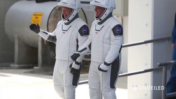Space X Vs NASA: Spacesuits | Unveiled
