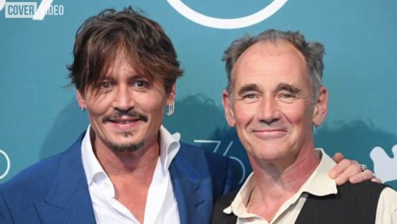 Mark Rylance defends co-star Johnny Depp amid domestic violence allegations