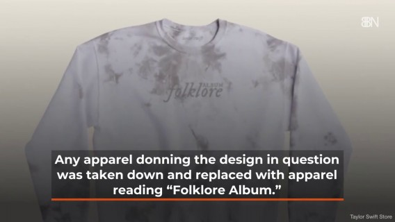 Taylor Swift Called Out For Ripping Off Design