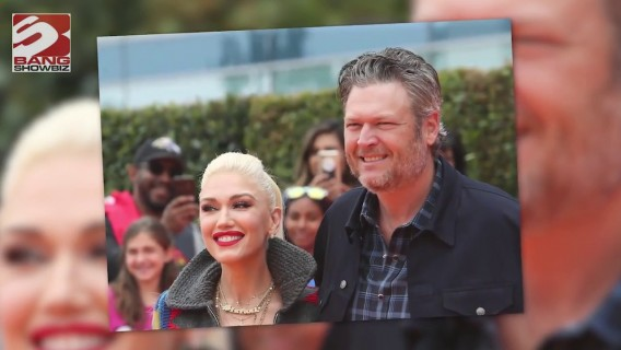 Gwen Stefani and Blake Shelton move into new LA family home