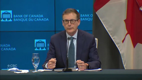 'Interest rates are very low and they are going to be there for a long time'-BoC Gov. Macklem