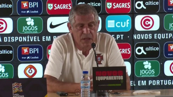 Ambient: Cristiano Ronaldo to miss Croatia game due to foot infection, says Fernando Santos
