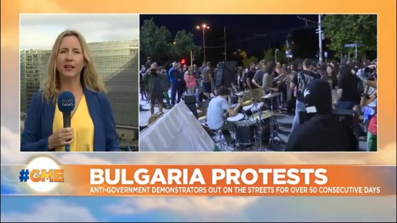 Bulgaria: Justice minister resigns as anti-corruption protests enter 50th consecutive day