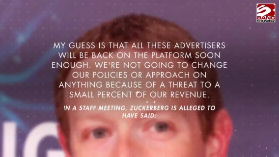 Mark Zuckerberg: Advertisers will be back on Facebook 'soon enough'