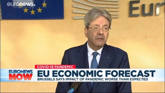 EU to experience 'even deeper recession' than anticipated, as new forecast predicts 8.7% contraction
