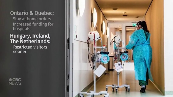 Report underscores Canada?s long-term care failures during pandemic